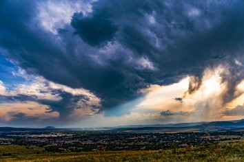 scenic storm clouds 5