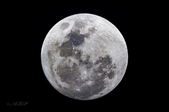 Full moon 13 Sept 2019